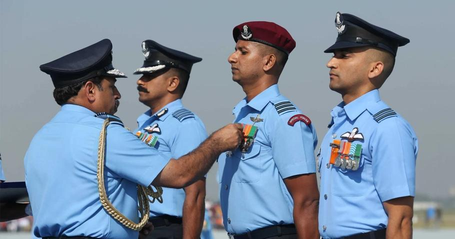 Indian Airforce (X Group)